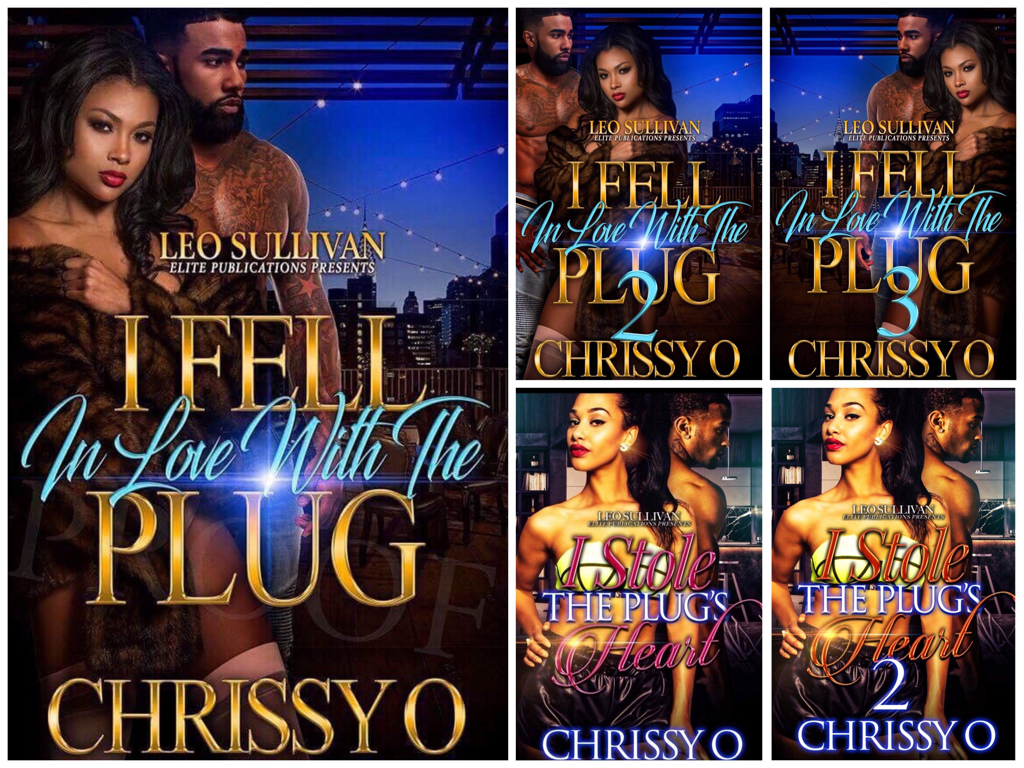 Author Chrissy O